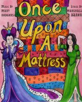 Once Upon A Mattress playbill by squonkhunter
