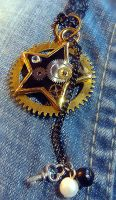 steampunk star by TayaRavena