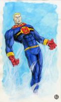 Miracleman by BrettBarkley