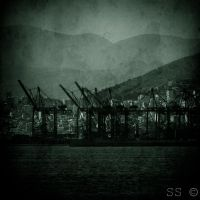:Industrial Silence: by StrippedSoul