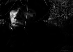 Portrait of a Soldier by Pete-B