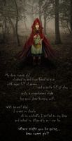 Little Red Riding Hood2 by gibblycat