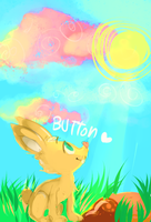 Button Art  Trade by temporaryWizard