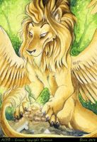 ACEO - Cremell by theOlven
