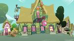 The Flower sisters shop by Vector-Brony