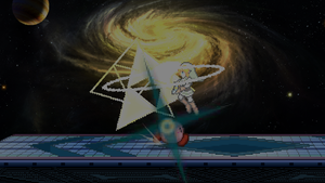 Link's Triforce by ProfXChasePines