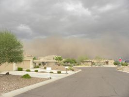 Arizona dust storm 1 by Cassini90125