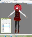 MMD - WIP on Mio by xinshin