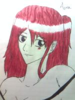 Aura the Red Head by setokaibagirl749