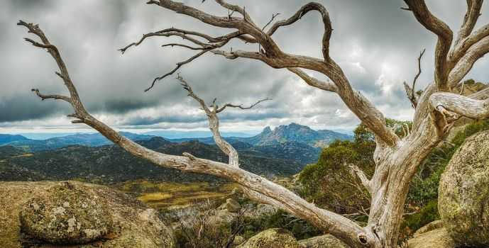 Cresta Valley - Mt Buffalo by MarkLucey