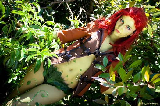 Poison Ivy by jessicacicca
