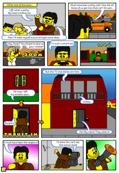 Naptown 2015 Vol.1 - Page 14 (LEGO comic) by Icewalkerman