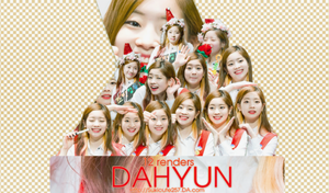 [251215] Render Dahyun by Mlixxx