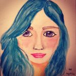 Little fun with watercolour pencils :) by trisart245