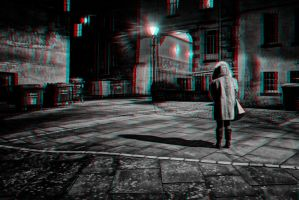 A Walk In The Cold 3-D conversion by MVRamsey