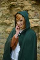 Petra Ral Cosplay by AverageCosplays