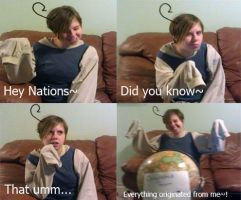 Hey Nations~ by Snoopdog1560