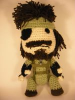 Big Boss Sackboy by Arus