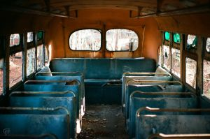 Back of the Bus by FabulaPhoto