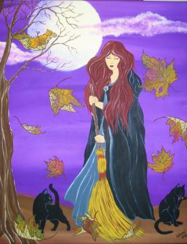 Ritual Besom by autumn2371