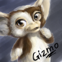 Gizmo by QueenGalaxia