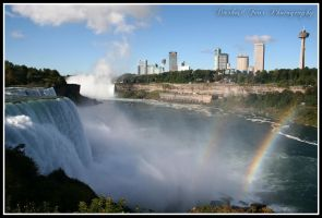Niagara Falls I by DarkestFear