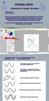 Lineart Sai Tutorial by Naesse-19