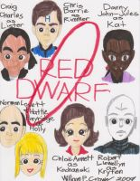 Red Dwarf by crowew78