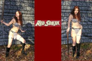 Wendy As Red Sonja by red-sonja