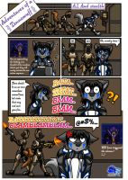 Adventures of a tennowuff: A.I. and stealth by Otakuwolf