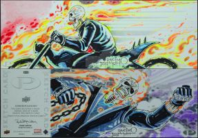 Ghost Rider :Marvel Premier by joraz007
