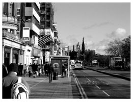 Princes Street by anotherview