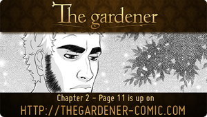 The gardener - Chapter 2 page 11 by Marc-G