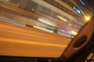 Blurry night out 3 by tastybedsore