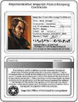 Bounty Hunter's License by efawjedi