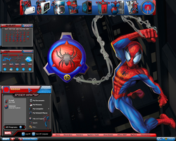 Spider-Man Desktop I by a666a