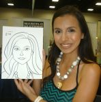 San Diego Comic-Con 2016 Caricatures by howardshum