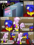 Falco's Untold Story Ch.1-6 by TomBoy-Comics