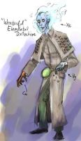 005 - Elemental Detective by DBed