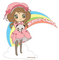 Miemie-chan3 trade by Minty-Kitty-Art