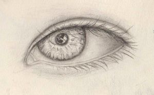 eye drew an  i by maktoufo