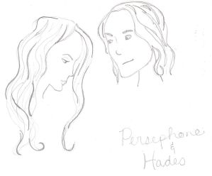 Persephone and Hades