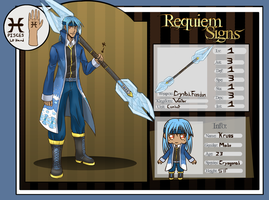 Requiem Signs-Water_Kruos Nal- by ZephyrLightningheart