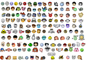 Emoticon X Final by evildevil