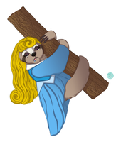 Slothing Beauty? by Ardengrail