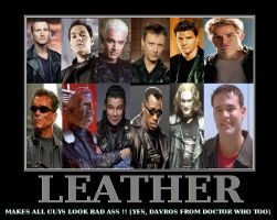 Leather [Original upload, Male Version] by DoctorWhoOne