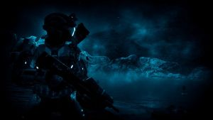 Lone ODST by Blackhalos99