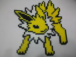 Jolteon Perler by xFalathiel