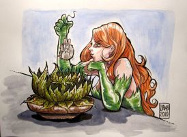 Poison Ivy by Limbo4ever