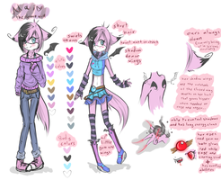 Mai ref by Snowballflo